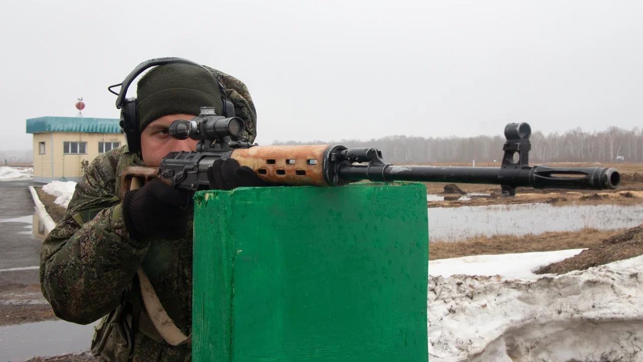 Снайперы в тумане: в Челябинской области выбирают лучших стрелков ЦВО