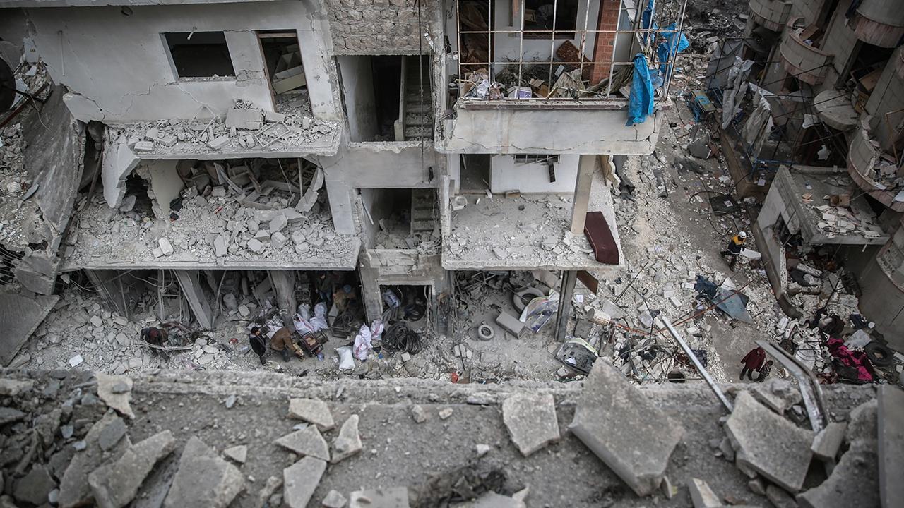 В Сирии пятеро мирных жителей погибли в результате обстрелов с подконтрольных Турции территорий