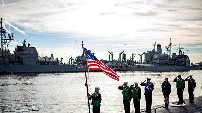 СМИ сообщили о планах США отправить корабли в Черное море для поддержки Украины
