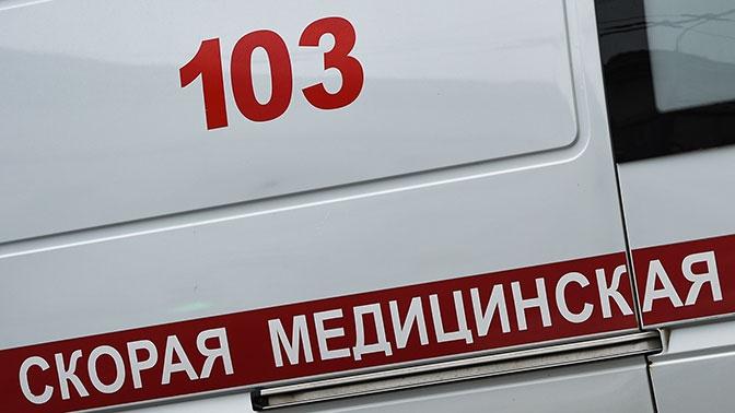Есть жертвы: в Подмосковье столкнулись КамАЗ и маршрутка