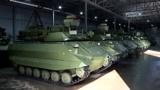 Стальные помощники: что может предложить Минобороны нахабинский завод по производству боевых роботов