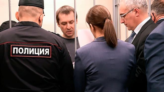 Следственный комитет просит арестовать адвоката экс-полковника Захарченко