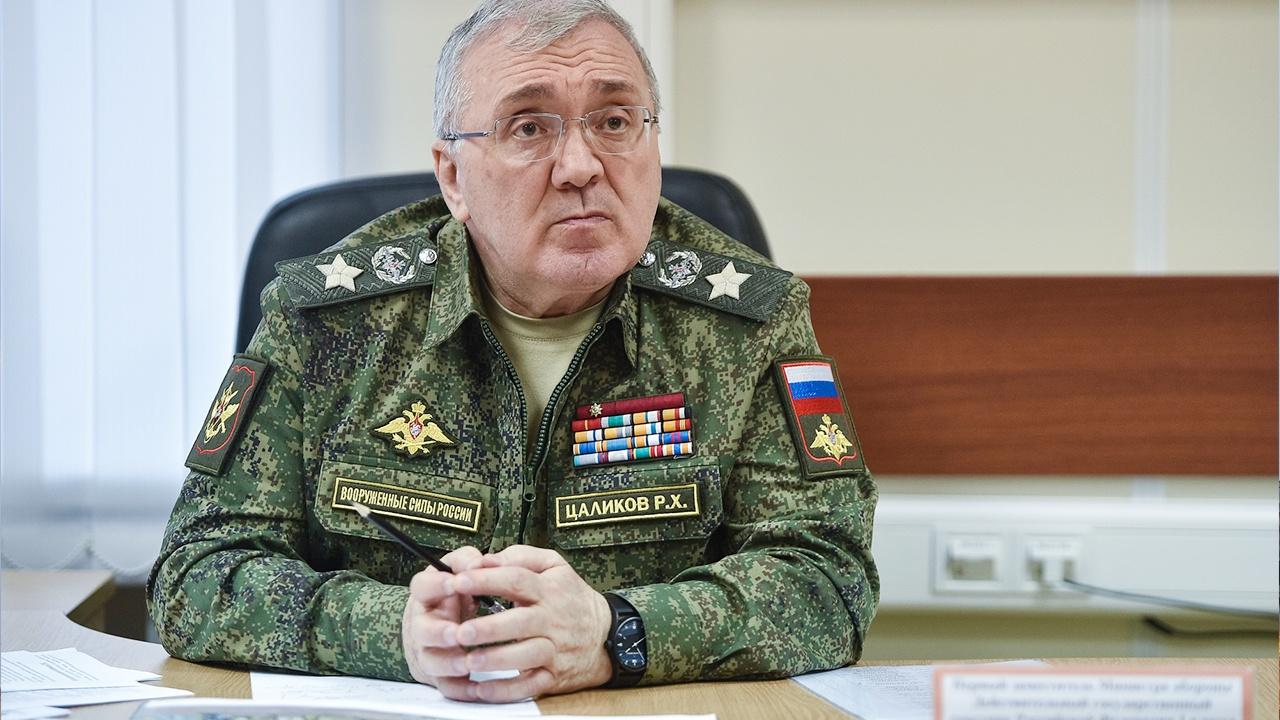 Замглавы Минобороны Цаликов посетил технополис «ЭРА» в Краснодарском крае