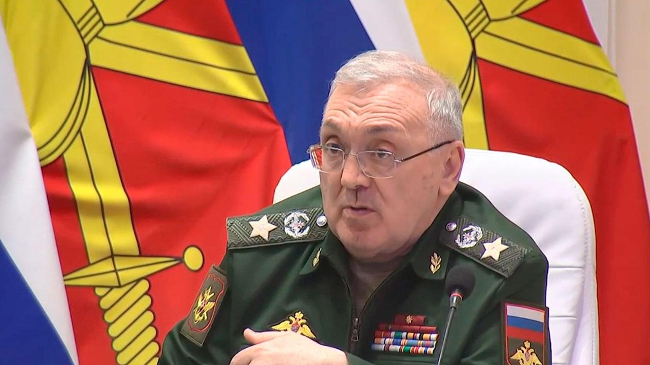 Цаликов провел совещание о боеготовности войск, дислоцированных на Северном Кавказе