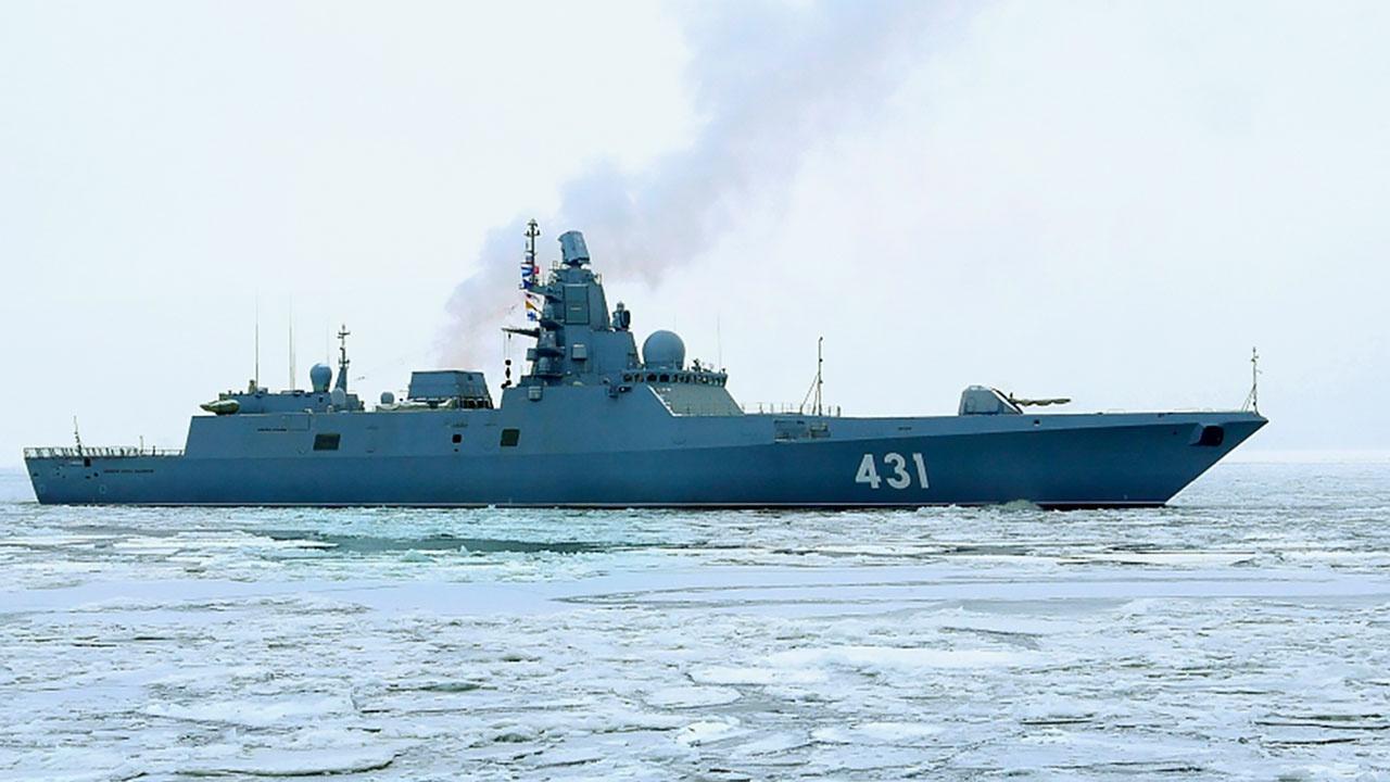 Фрегат «Адмирал Касатонов» отработает противолодочные задачи в Норвежском море