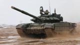 Пламя, шторм и раскаленная броня: кадры боевых стрельб Т-72Б3 в рамках подготовки к конкурсу АрМИ-2021 «Танковый биатлон»
