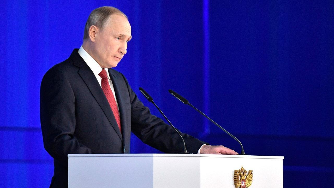 В Кремле заявили, что послание Путина Федеральному собранию будет направлено на развитие после пандемии