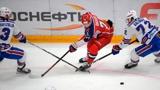 Матч ЦСКА - СКА вошел в пятерку самых долгих в истории КХЛ