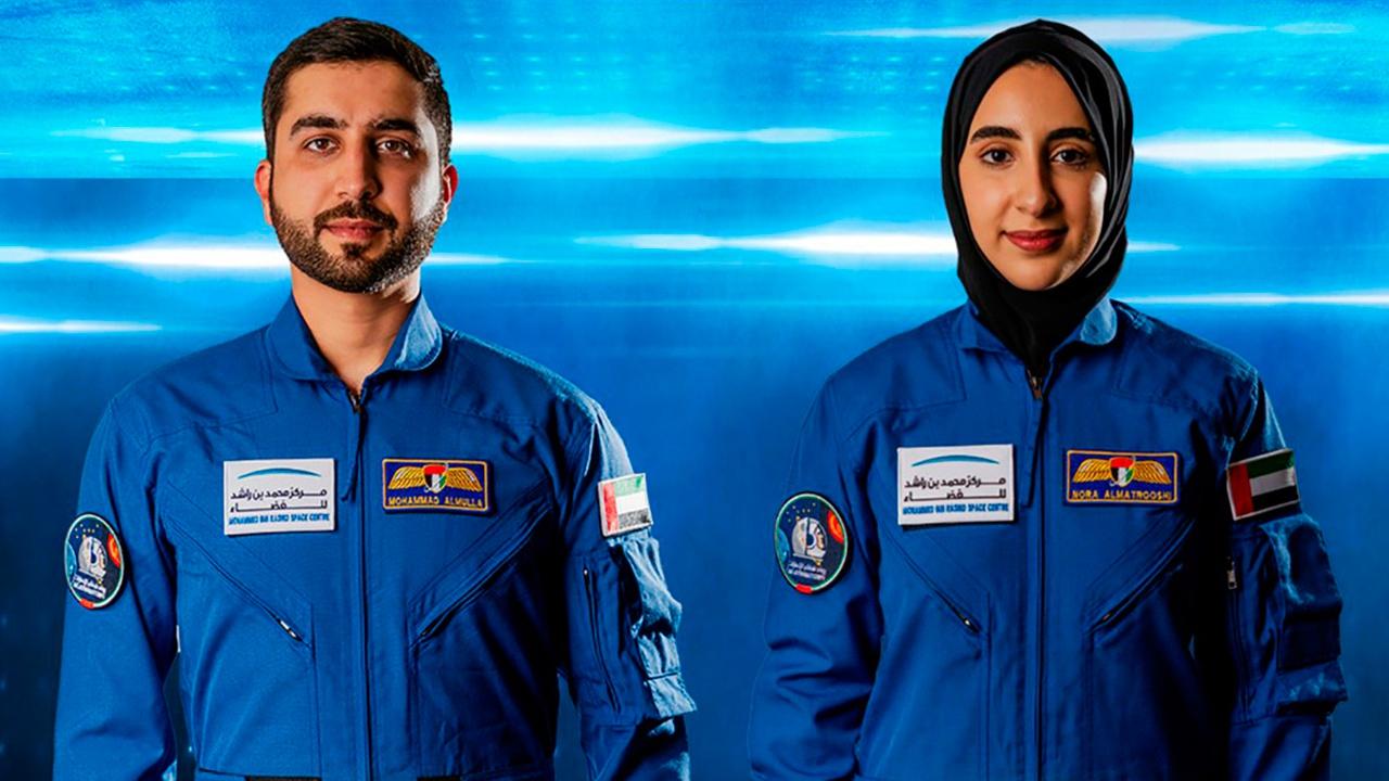 В ОАЭ появилась первая в истории страны женщина-космонавт