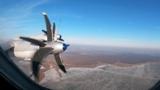 Авиация в небе: в Подмосковье прошла тренировка воздушной части Парада Победы