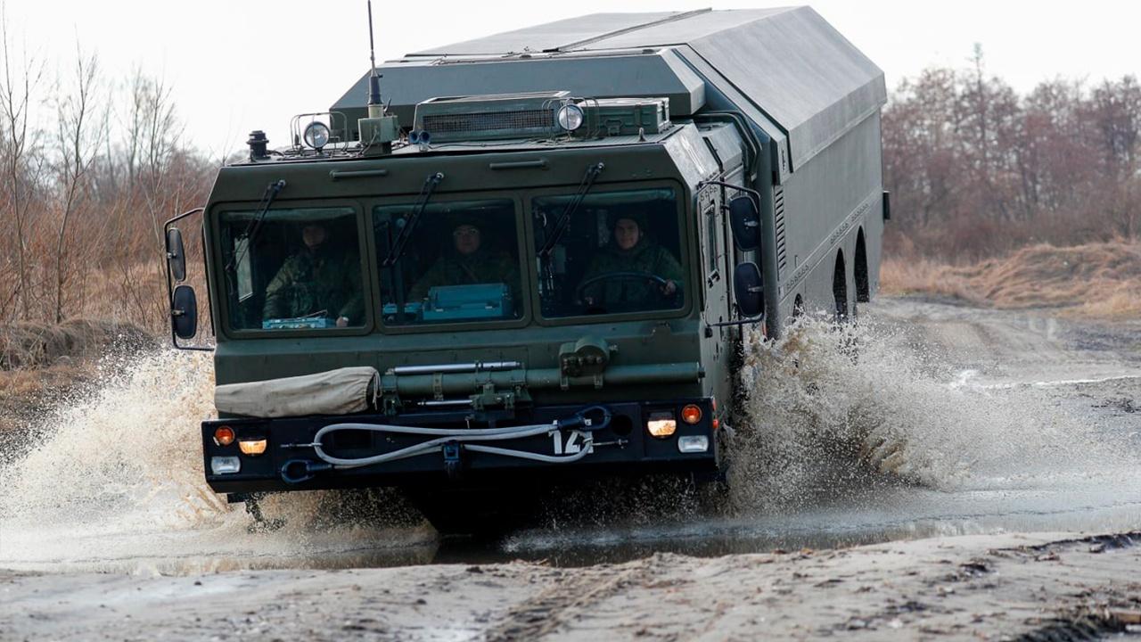 Расчеты ракетных комплексов «Бастион» отработали развертывание на побережье Балтики