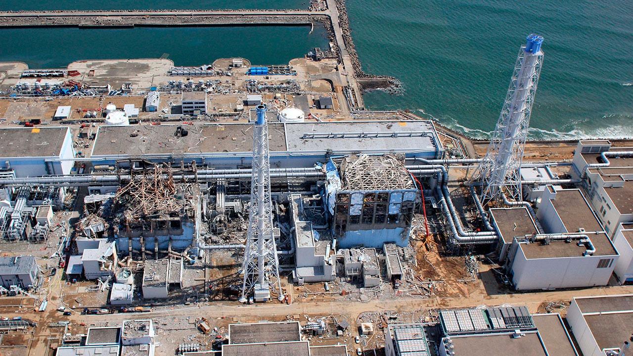 В Японии воду с АЭС «Фукусима-1» решили сбросить в океан