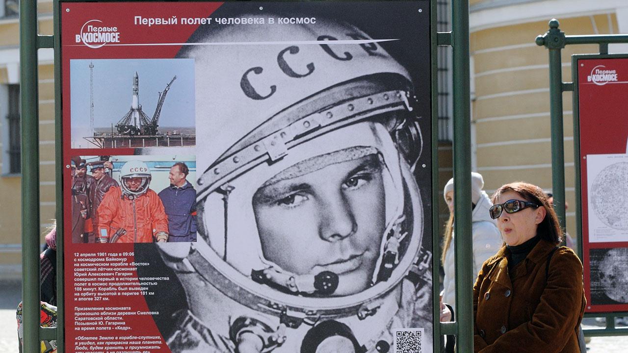 Посольство России уличило в «беспамятстве» Госдеп за неупоминание Гагарина в сообщении о первом полете человека в космос