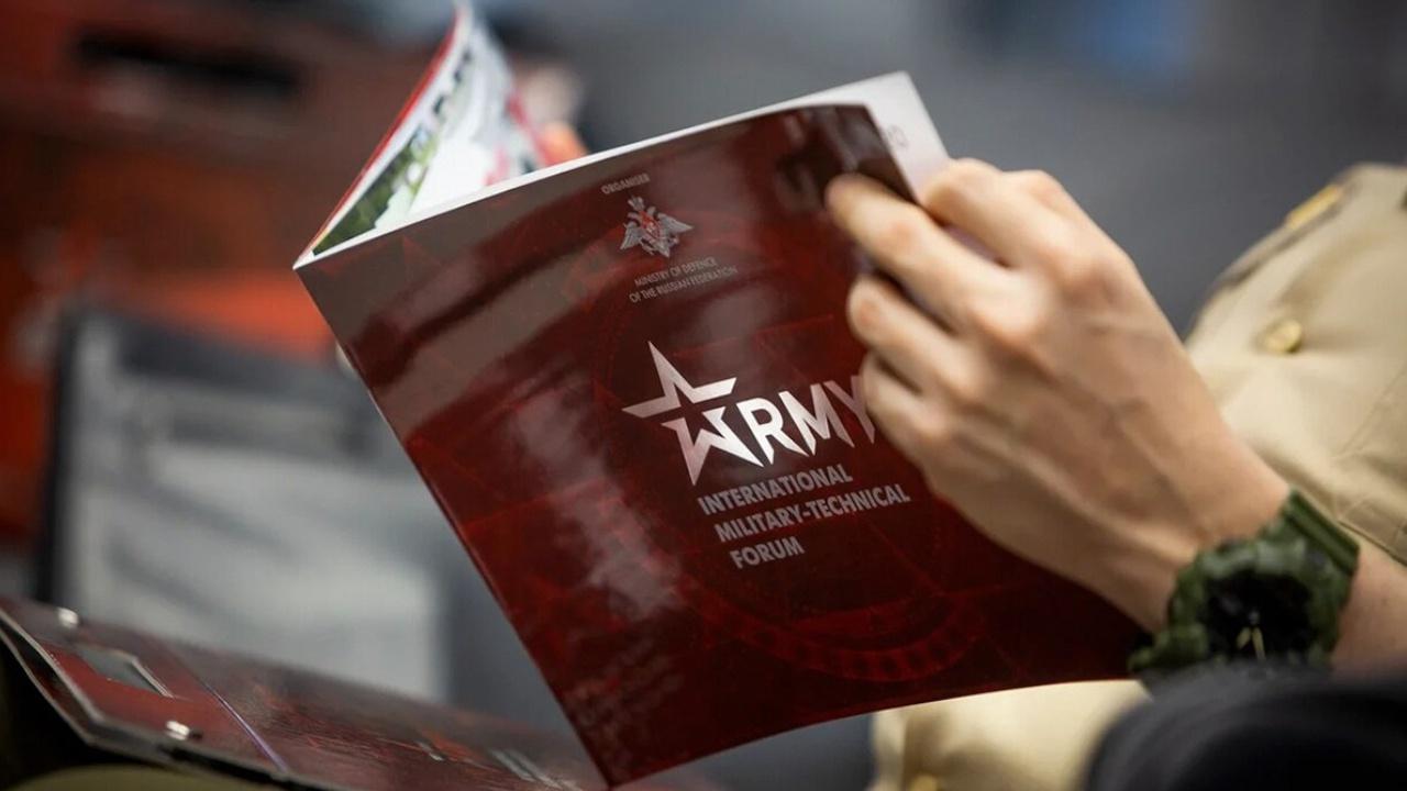 Участие в форуме «Армия-2021» подтвердили уже 44 страны