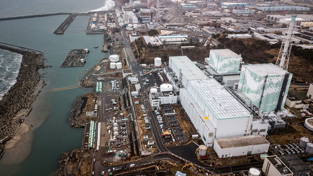 Китай выразил протест Японии из-за решения страны сбросить воду с «Фукусимы» в океан