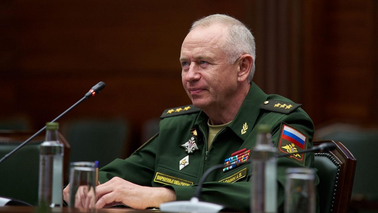 Состоялась встреча заместителя Министра обороны РФ с главой оборонного ведомства Габонской Республики