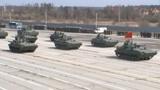 Тысячи военных и авиация: опубликованы зрелищные кадры тренировки Парада Победы в Подмосковье