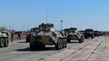 Первая тренировка парада Победы состоялась в Самаре