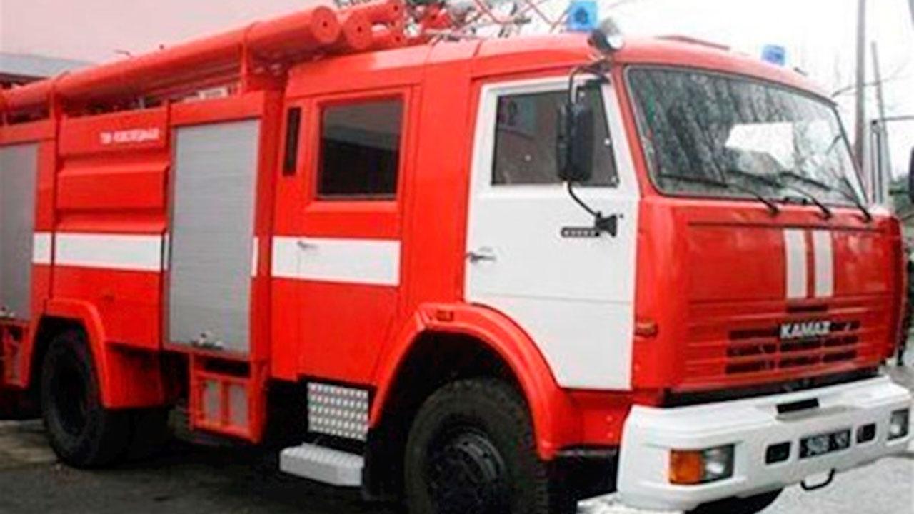 В Тамбовской области ликвидировано горение десятков домов в селе Троицкая Вихляйка