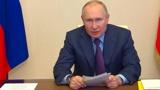 Путин призвал правительство максимально упростить процессы социального документооборота