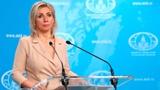 Захарова: ответственность за ухудшение отношений с Россией лежит на США