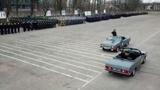 На Балтийском флоте идет активная подготовка к параду Победы