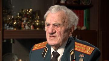 Живая легенда: ветеран Федор Русаков отмечает 100-летний юбилей