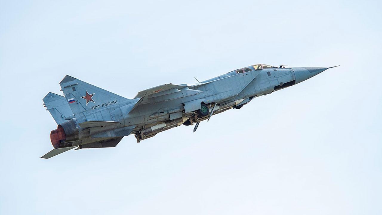У границ РФ были обнаружены 43 иностранных самолета-разведчика за неделю