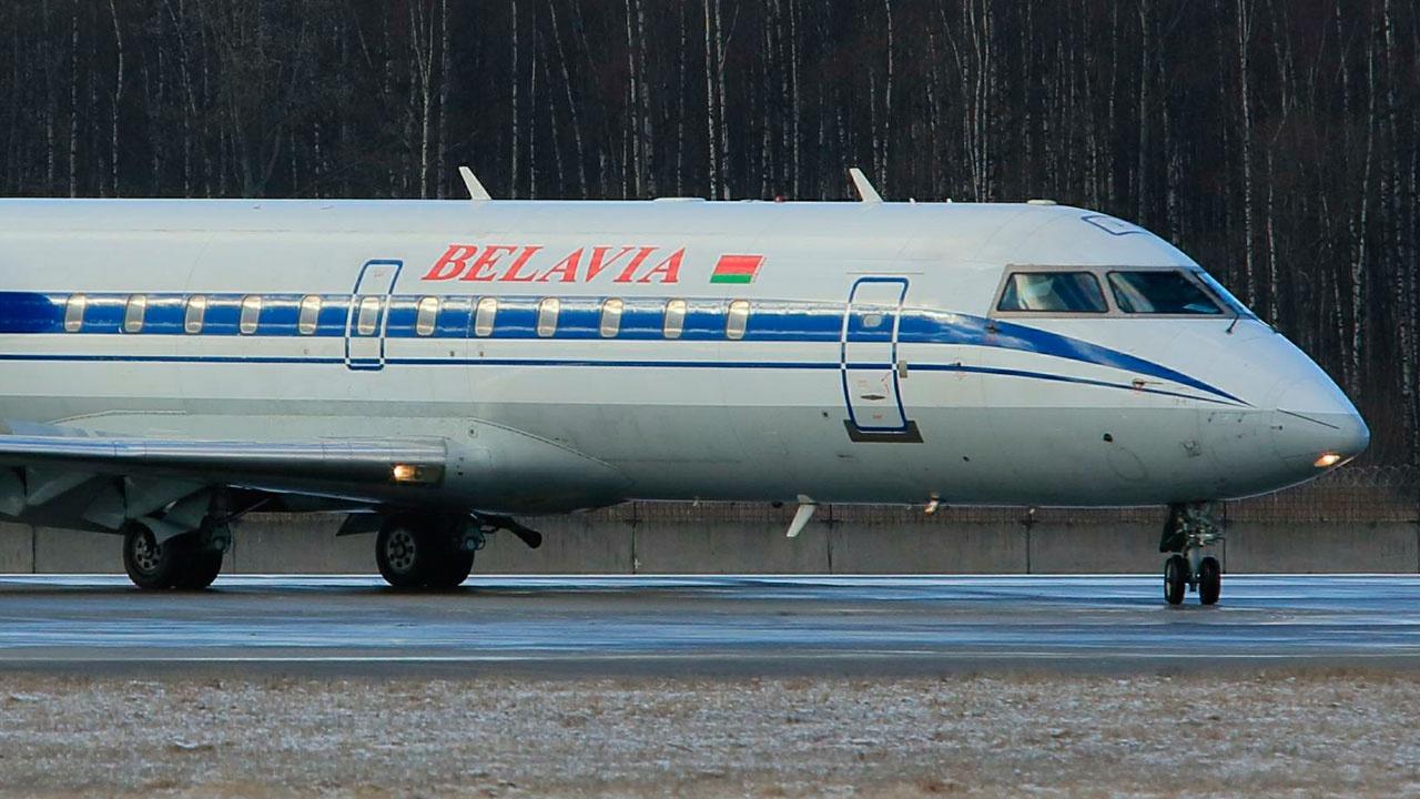 «Белавиа» возобновляет еженедельные рейсы в Москву с 24 апреля
