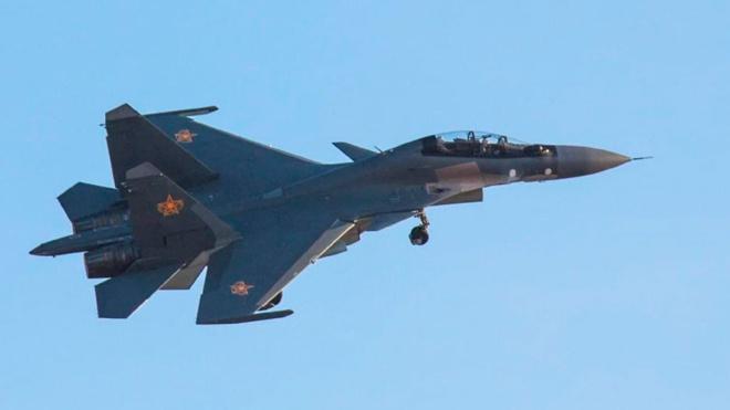 Истребитель Су-30СМ  ВС Казахстана потерпел крушение