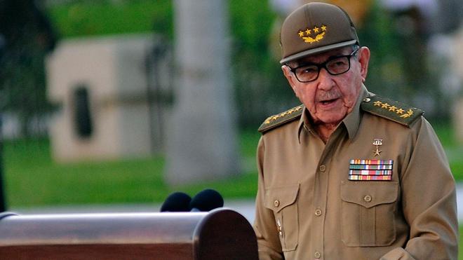 Рауль Кастро уходит с поста руководителя компартии Кубы