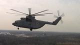 Винтокрылые гиганты: в Подмосковье прошла предпарадная тренировка тяжелейших в мире серийных вертолетов Ми-26