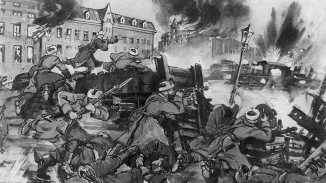 Немецкие «города-крепости»: почему они не помогли Гитлеру в 1945 году