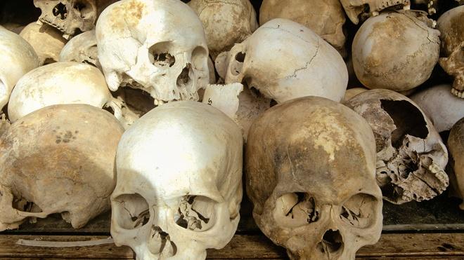 Археологи зарегистрировали самый древний человеческий череп