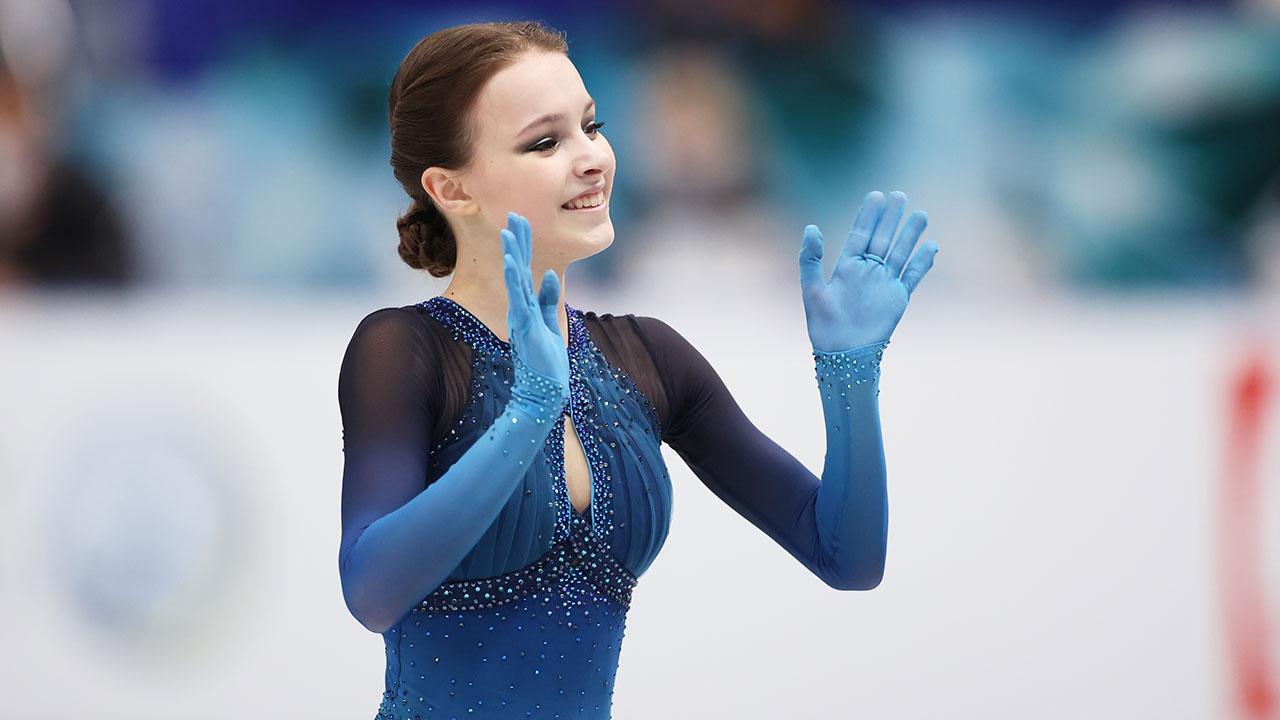 Сборная России впервые в истории выиграла командный чемпионат мира по фигурному катанию в Японии