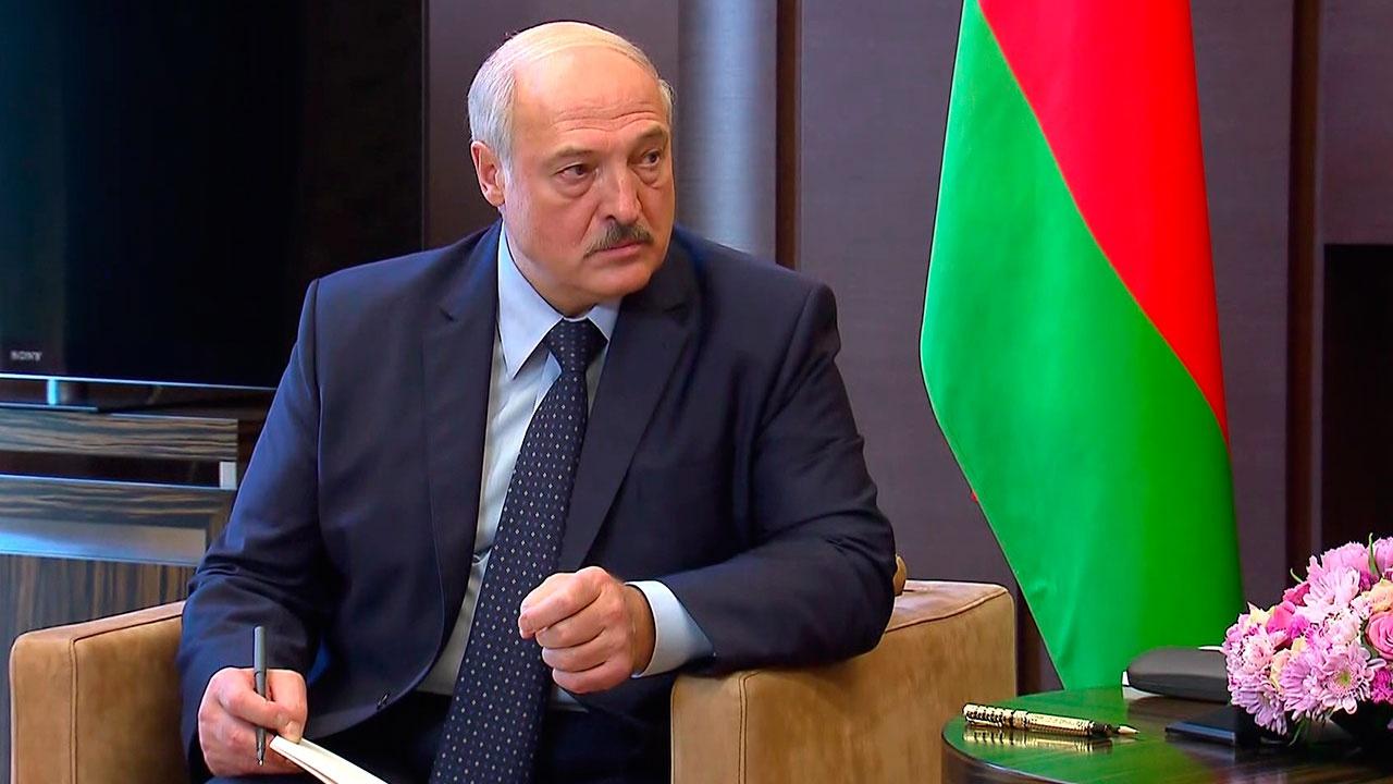 Лукашенко сообщил о задержании готовивших покушение на него и его детей