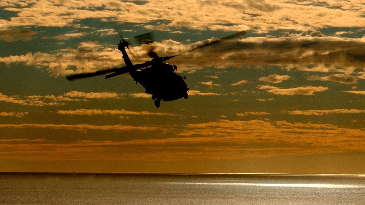 Пять человек погибли при падении военного вертолета в Перу