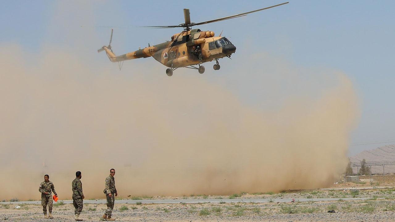 СМИ: США могут перебросить войска из Афганистана ближе к границам России