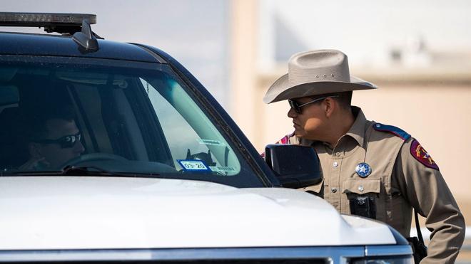Неизвестный устроил массовую стрельбу в Техасе