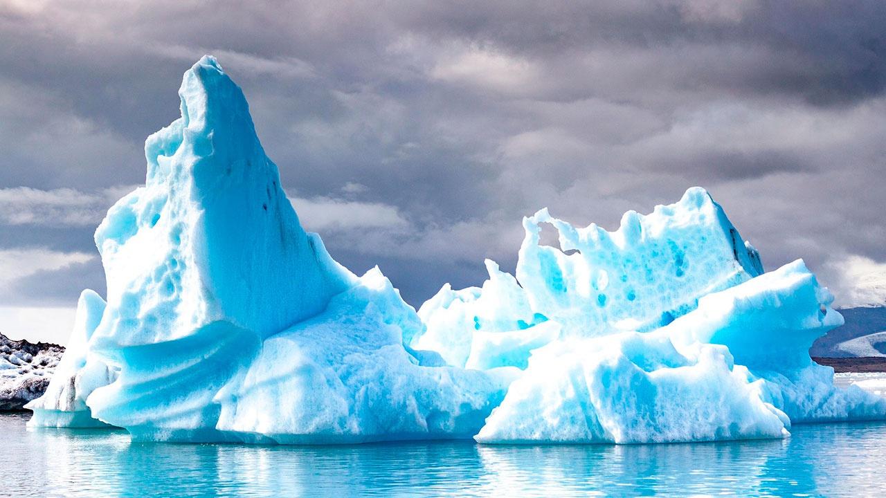 Растаял самый большой айсберг в мире