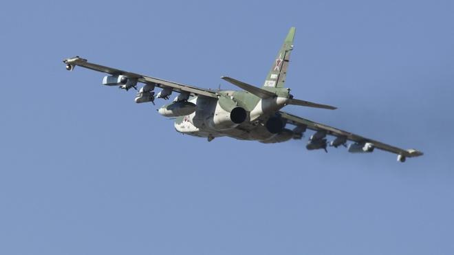 Эскадрилья Су-25 переброшена в Крым из Ставрополья