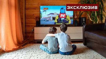 Невролог перечислил проблемы, которые могут возникнуть у детей при частом просмотре телевизора