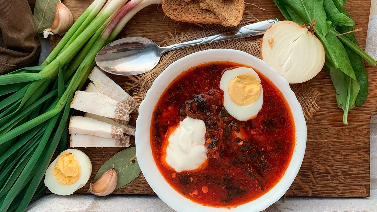 Google признал борщ российским блюдом