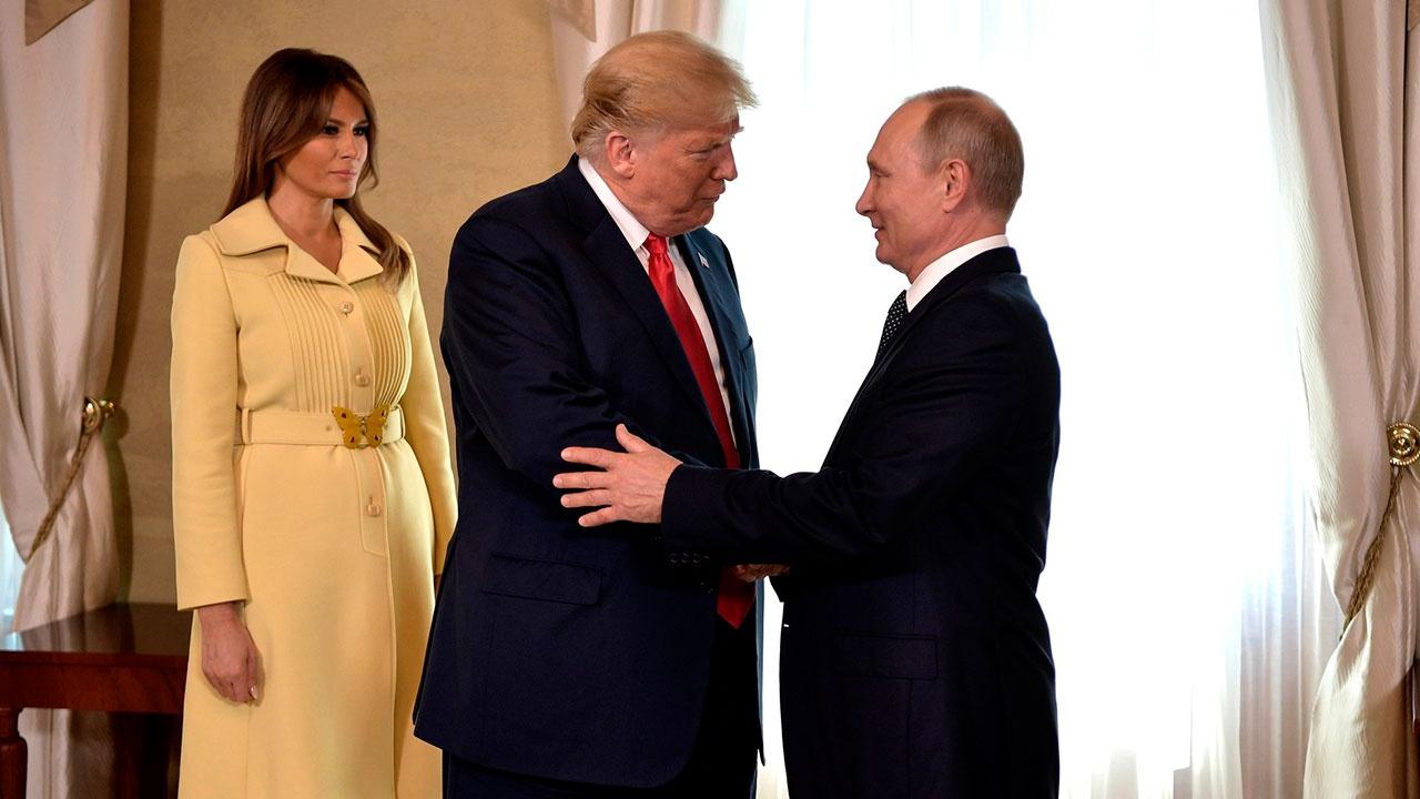 «Прекрасно ладили»: Трамп рассказал об отношениях с Путиным
