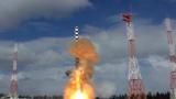 Путин назвал срок заступления на боевое дежурство ракет «Сармат»