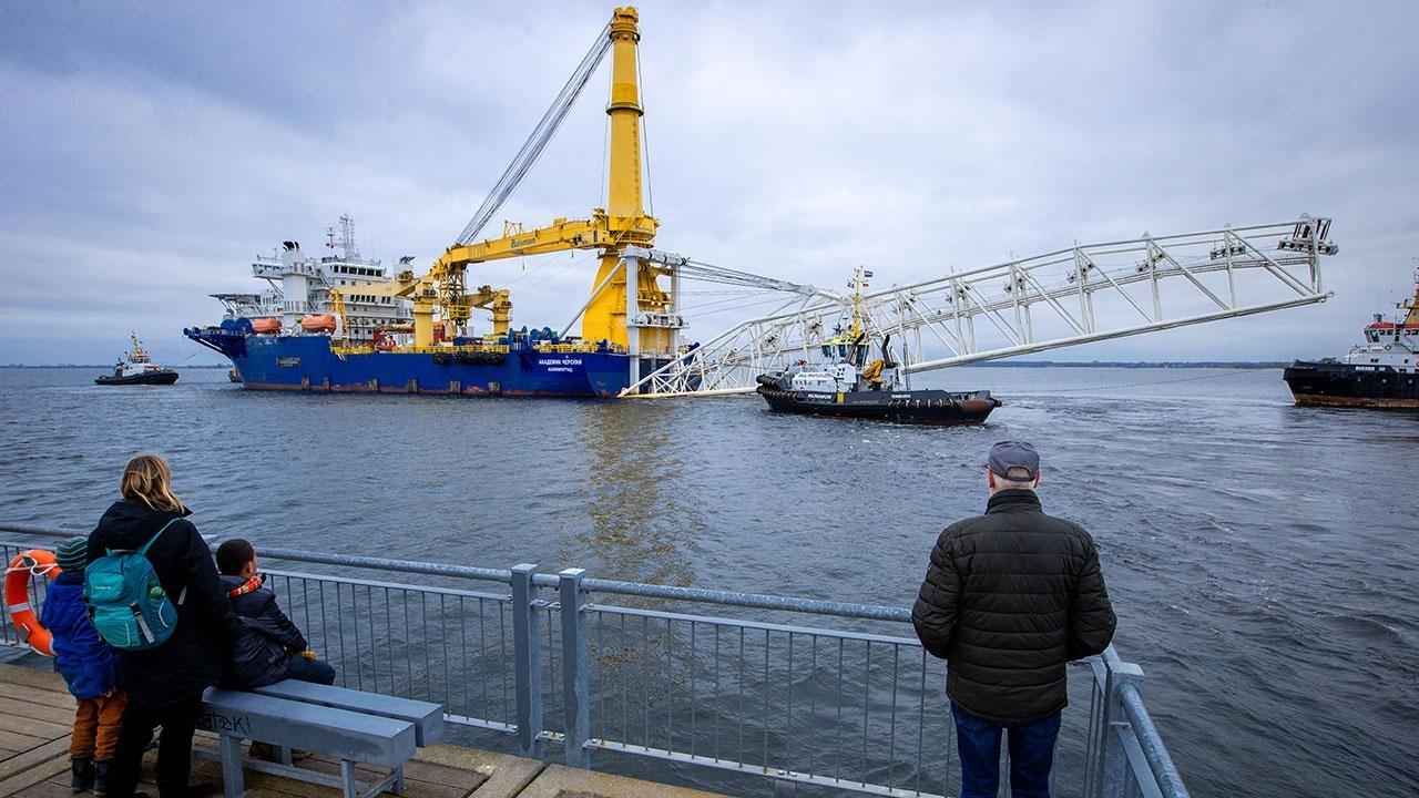 В МИД РФ оценили ситуацию с «Северным потоком - 2»