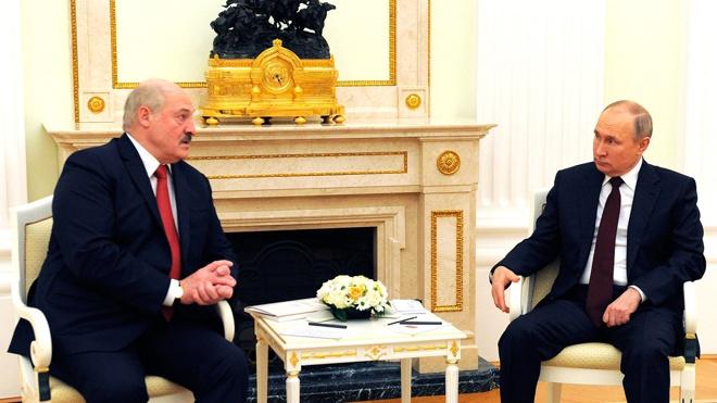 В Кремле раскрыли детали и цели переговоров Путина и Лукашенко