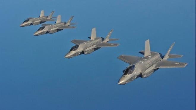 Пентагон уведомил Турцию об исключении из программы F-35