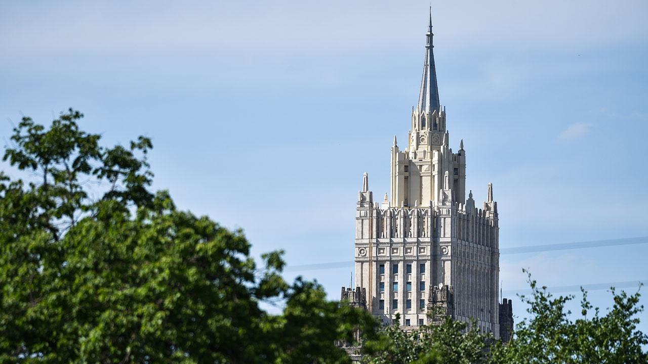Захарова ответила на высылку российских дипломатов из стран Прибалтики цитатой из Чапека