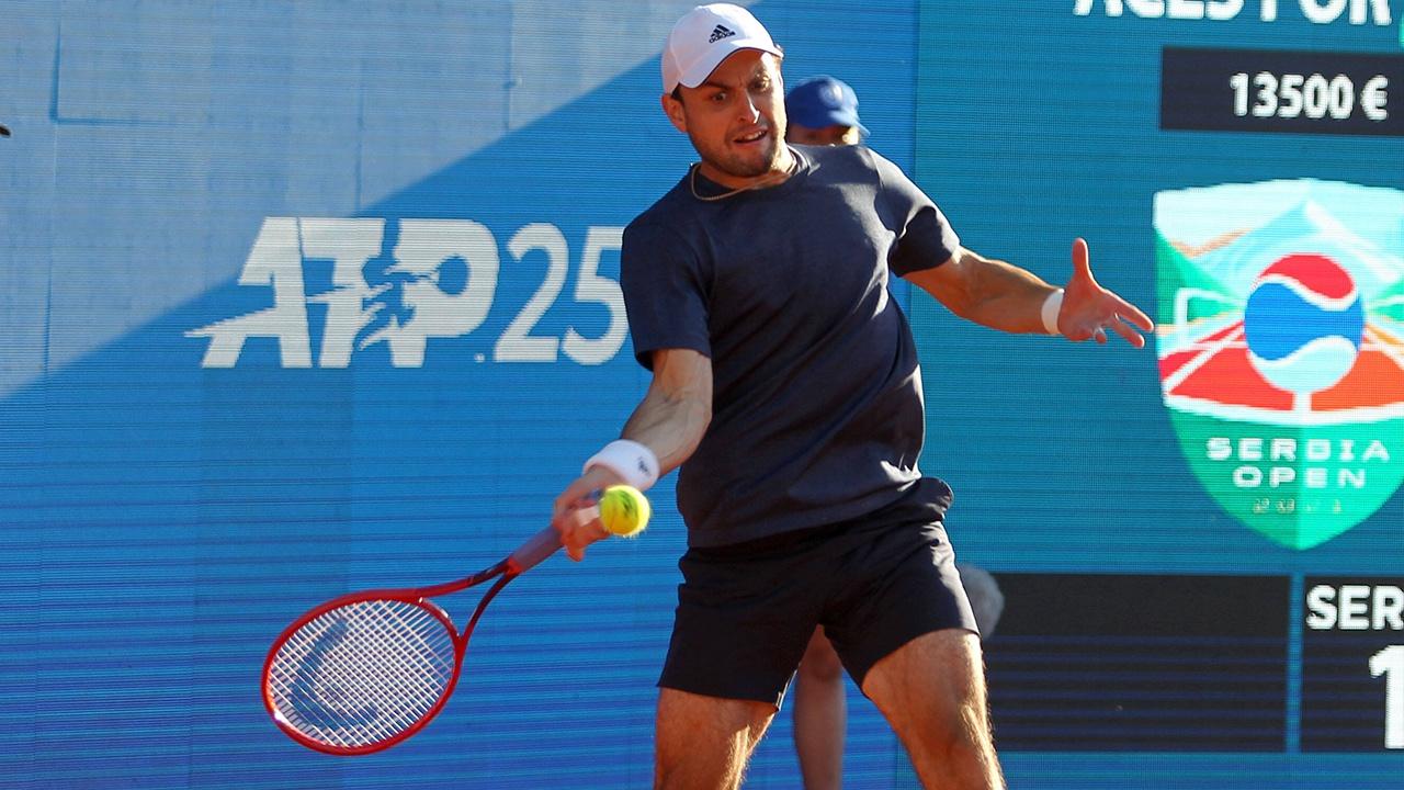 Карацев победил первую ракетку мира Джоковича и вышел в финал АТР